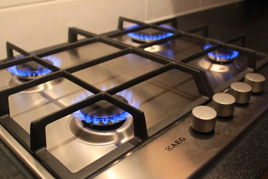 Blended Gas Cooktop